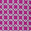 Pure Silk Printed Tie , MAGENTA, swatch