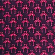 Pure Silk Tie, MAGENTA, swatch