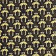 Krawatte aus reiner Seide, GOLD MELANGE, swatch