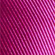 Cravate satinée 100% soie à motif texturé et sergé, FUCHSIA, swatch