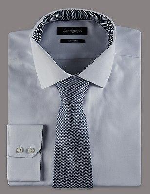 Pure Silk Houndstooth Tie, BLUE MIX, catlanding