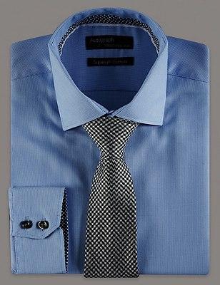 Pure Silk Houndstooth Tie, BLACK MIX, catlanding