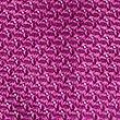 Pure Silk Micro Dotted Tie, FUCHSIA, swatch