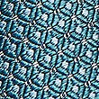 Pure Silk Spotted Tie, TEAL, swatch