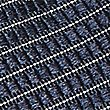 Pure Silk Striped Tie, NAVY, swatch
