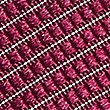 Pure Silk Striped Tie, BLACKCURRANT, swatch
