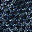 Silk Rich Embossed Waffle Tie, TEAL, swatch