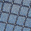 Pure Silk Textured Tie, FADED BLUE, swatch