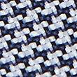 Pure Silk Textured Tie, SLATE BLUE, swatch