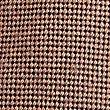 Strukturierte Krawatte aus Seidenmix, KAMEL, swatch