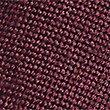 Strukturierte Krawatte aus Seidenmix, BURGUNDER, swatch