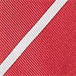 Pure Silk Striped Tie, BURGUNDY MIX, swatch