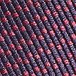 Textured Tie, NAVY MIX, swatch