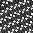 Textured Tie, BLACK MIX, swatch