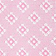 Pure Silk Geometric Print Tie, CORAL MIX, swatch