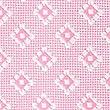 Cravate 100% soie à imprimé géométrique, CORAIL ASSORTI, swatch