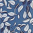 Pure Silk Floral Print Tie, BLUEBELL, swatch