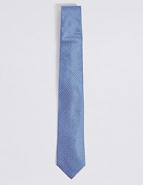 Cravate texturée, BLEU CIEL, catlanding