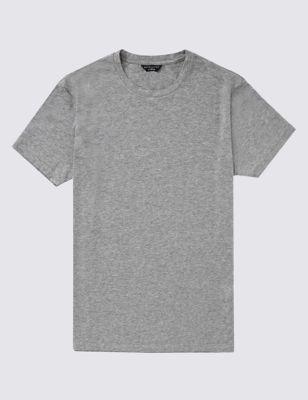 Мягкая нательная футболка Supima Cotton и MicroModal®