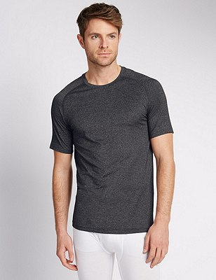 Climate Control Base Layer, GREY MIX, catlanding