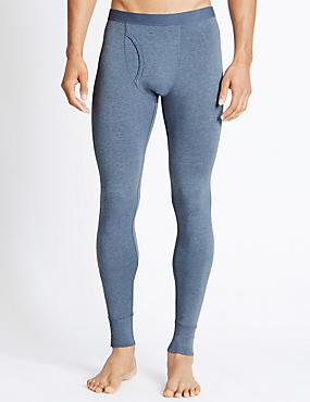 2 Pack Heatgen™ Long Pants, BLUE, catlanding