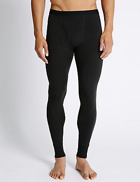 2 Pack Heatgen™ Long Pants, BLACK, catlanding