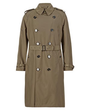 Traditional Trench Coat with Stormwear™