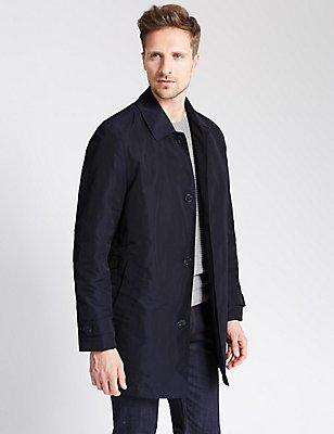 Mac with Shape Memory Fabric & Stormwear™, NAVY, catlanding