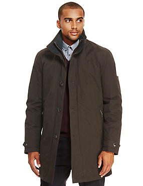 Coat with Cotton & Stormwear™