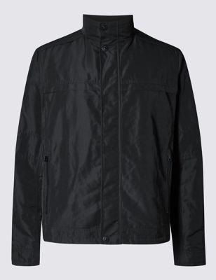 Слегка приталенная куртка Stormwear™ с воротником-воронкой