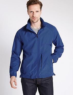 Jacket with Stormwear™, BRIGHT BLUE, catlanding