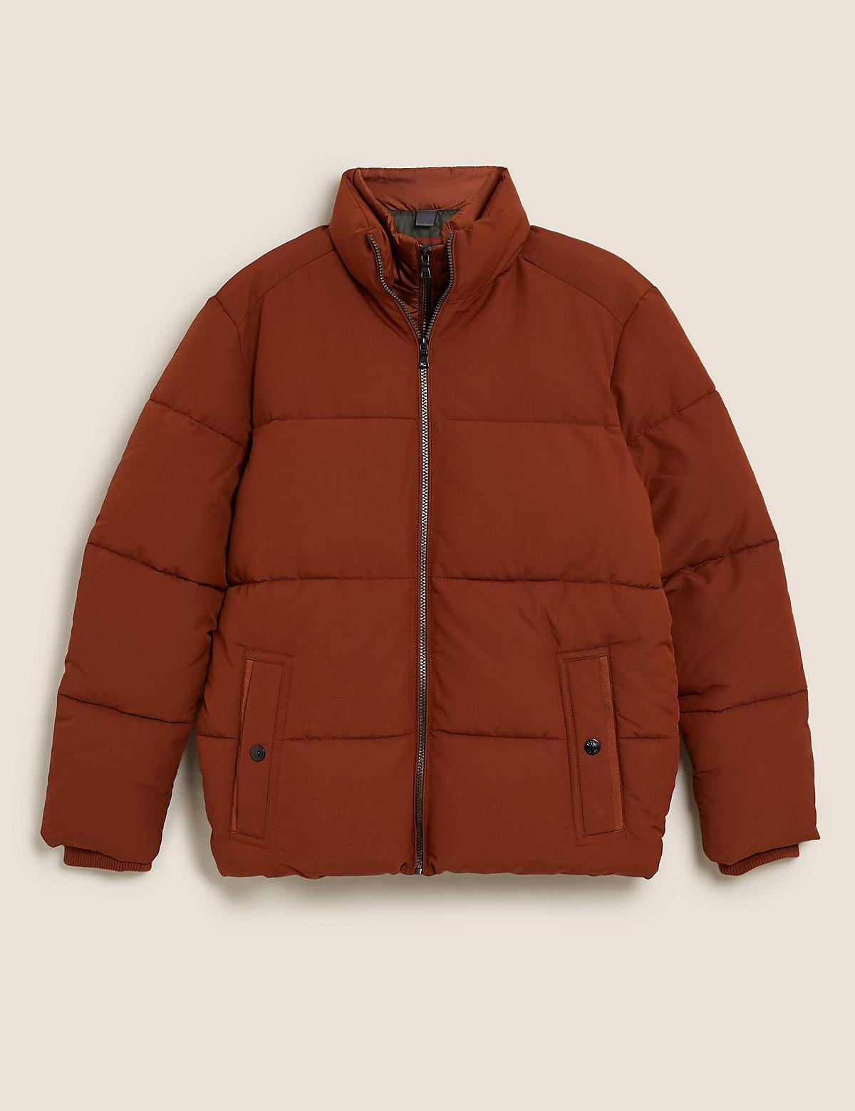 Дутая куртка-пуховик с Stormwear ™