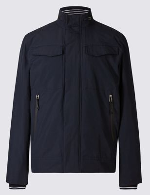 Куртка бомбер Stormwear™ на флисовой подкладке Blue Harbour T167572B