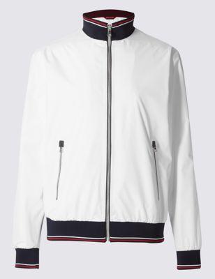 Куртка-бомбер Stormwear™ с прорезными карманами Blue Harbour T167576B
