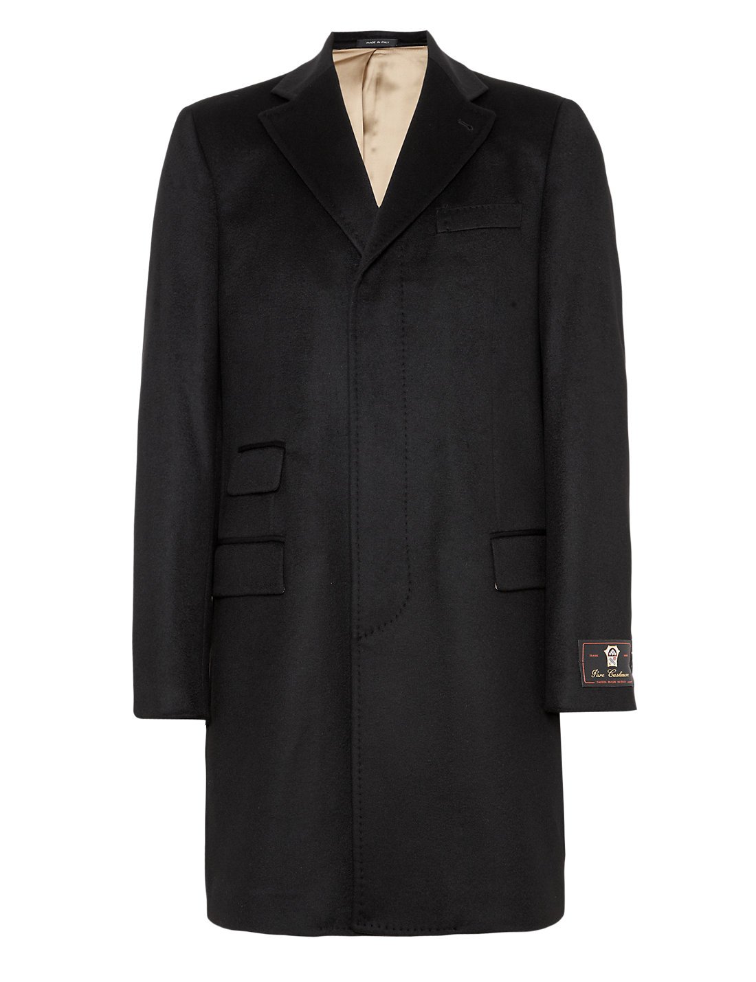 Pure Cashmere Coat | M&S