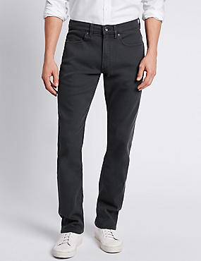Slim Fit Comfort Stretch Jeans