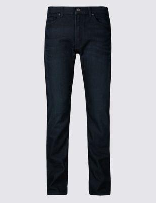 Прямые джинсы стретч Tavel M&S Collection T171359M