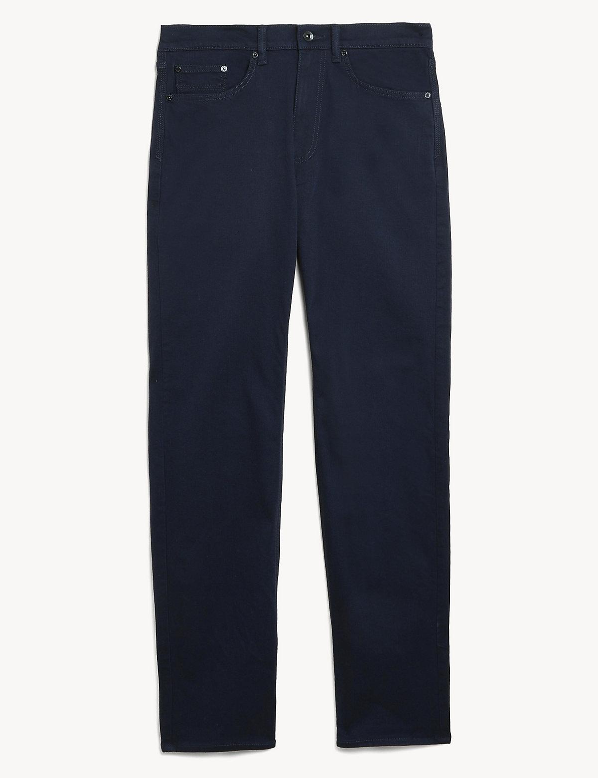 Прямые джинсы 360 Flex