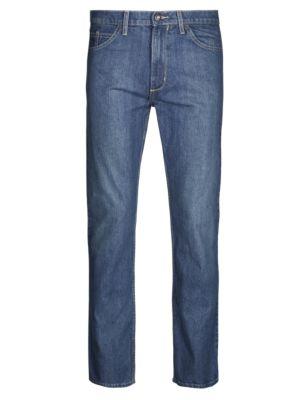 Комфортные джинсы-стретч M&S Collection T171612B