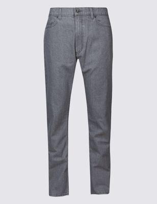 Классические джинсы стретч M&S Collection T171613M