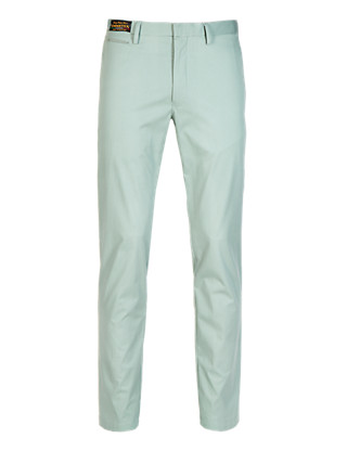 Italian Pure Cotton Soft Touch Chinos Clothing
