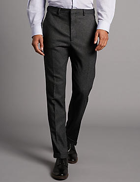 Tailored Fit Chinos, BLACK MIX, catlanding