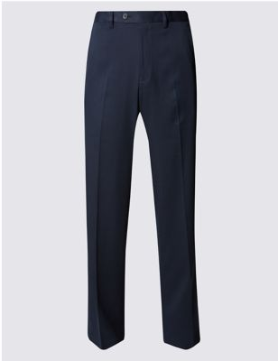 Классические брюки без защипов M&S Collection T173837M