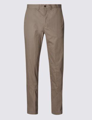 Хлопковые суперлёгкие брюки чинос  Cool Comfort™