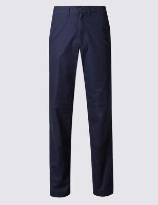 Брюки чинос Cool Comfort™ классического кроя M&S Collection T176160X