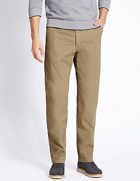 Big & Tall Regular Fit Chinos, TAUPE, catlanding