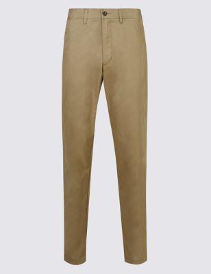 Классические брюки чинос Super Lightweight M&S Collection T176170M