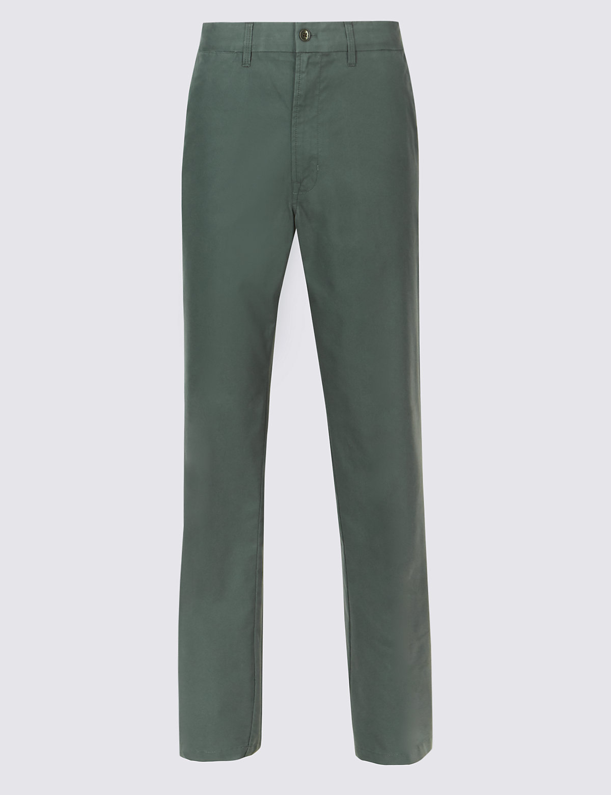 Классические брюки чинос Super Lightweight M&S Collection. Цвет: петрол