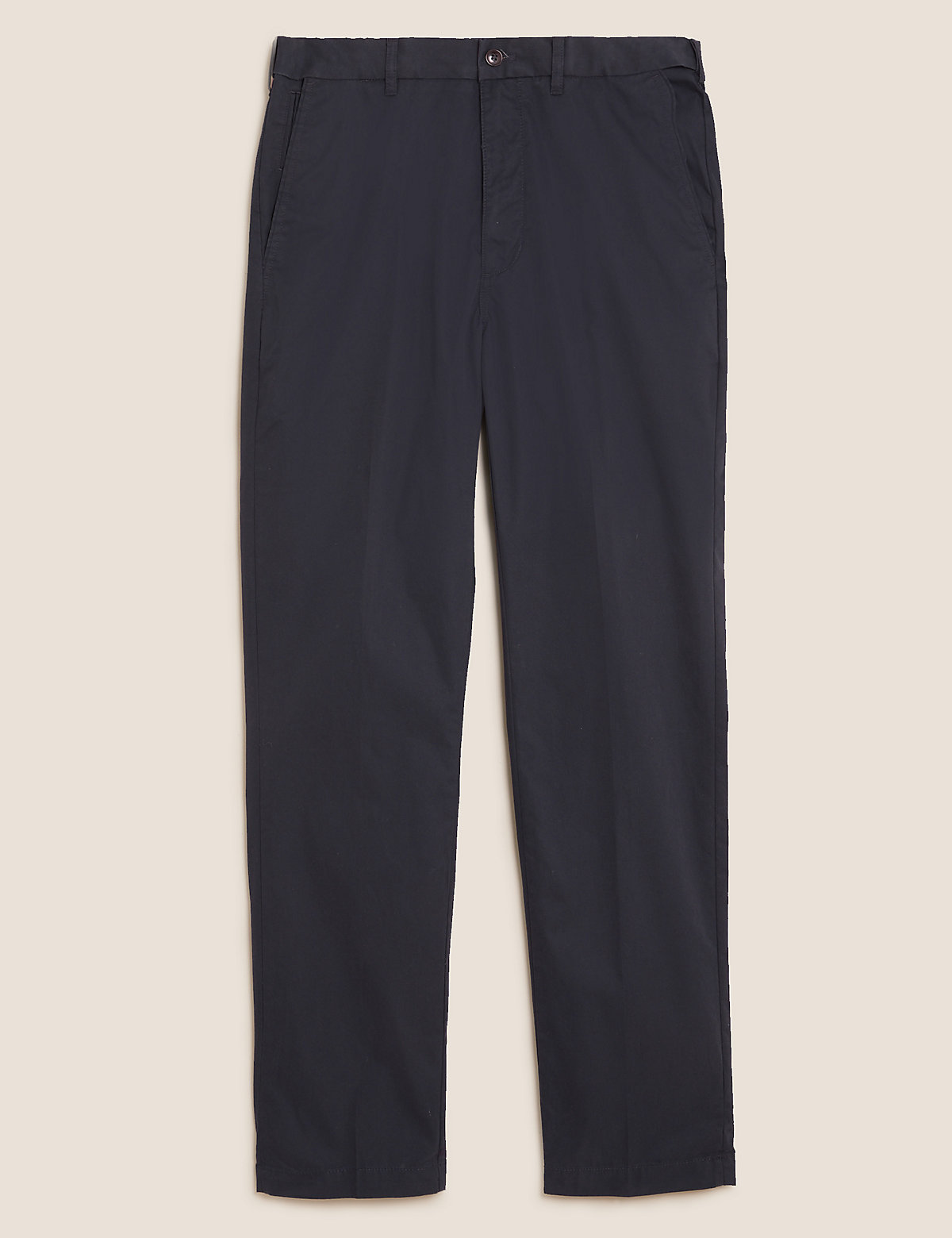 Легкие хлопковые брюки чинос