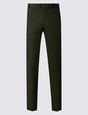 Хлопковые брюки чинос Stormwear™  с подвижным поясом